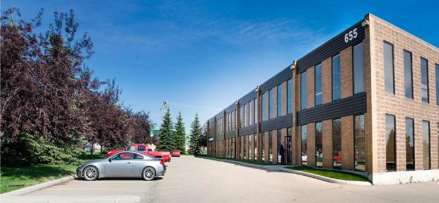 AIP Industries building